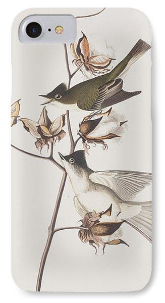 Pewit Flycatcher IPhone Case by John James Audubon