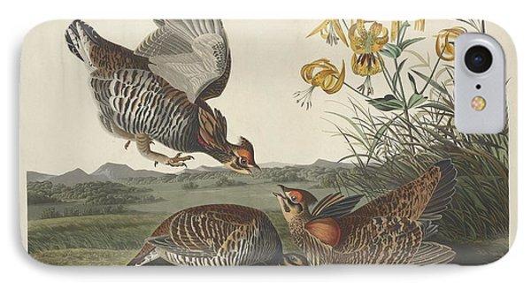 Pinnated Grouse IPhone 7 Case by John James Audubon
