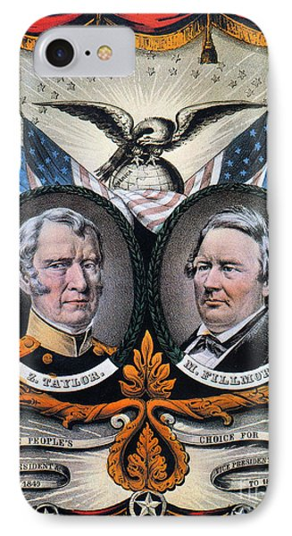 Presidential Campaign, 1848 Phone Case by Granger