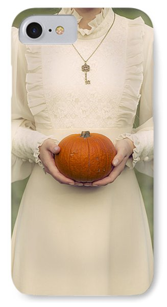 Pumpkin IPhone Case by Joana Kruse