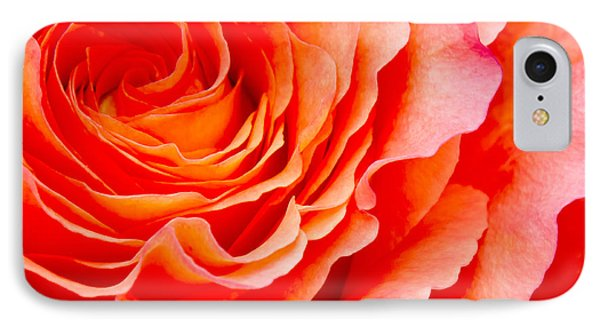 Rose IPhone Case by Angela Doelling AD DESIGN Photo and PhotoArt