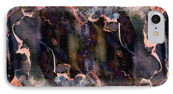 Rusty Iron IPhone Case by Michal Boubin