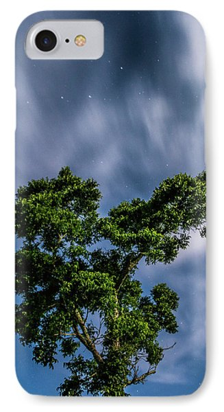 Sparkling Stars IPhone Case by Shelby Young