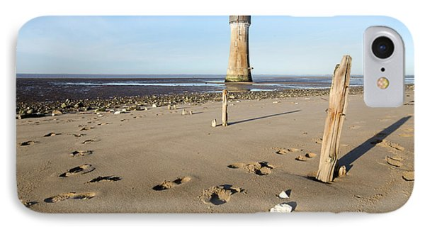 Spurn Head IPhone Case by Nichola Denny