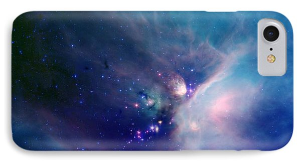 Stars In The Rho Ophiuchi Cloud Complex IPhone Case by American School