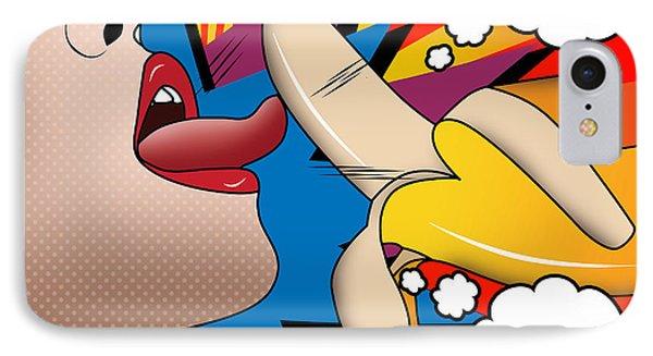 Sweet Pop  IPhone Case by Mark Ashkenazi