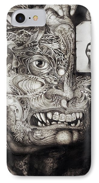 The Beast Of Babylon Phone Case by Otto Rapp