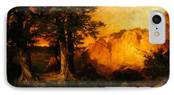 The Grand Canyon IPhone Case by Thomas Moran