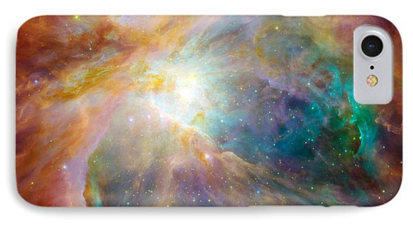 The Orion Nebula IPhone Case by Stocktrek Images