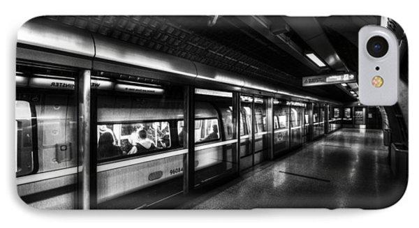 The Underground System IPhone Case by David Pyatt