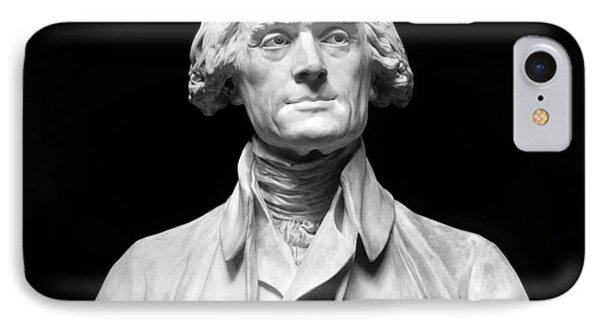 Thomas Jefferson (1743-1826) Phone Case by Granger