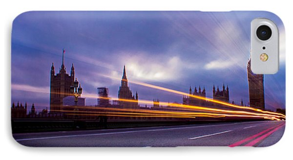 Westminster Bridge IPhone Case by Martin Newman