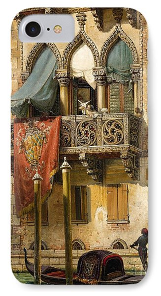 Venice IPhone Case by Celestial Images
