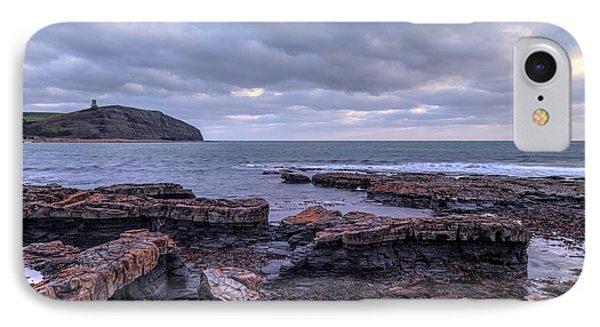 Kimmeridge Bay - England IPhone Case by Joana Kruse