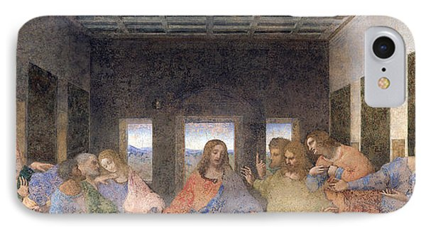 The Last Supper IPhone Case by Leonardo Da Vinci