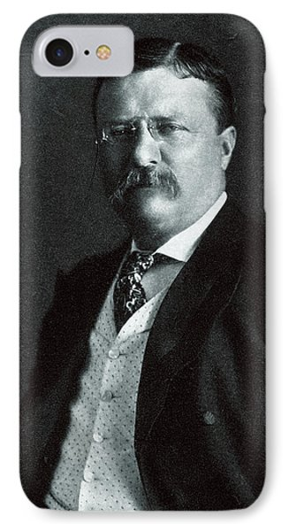 1904 President Theodore Roosevelt IPhone Case by Historic Image