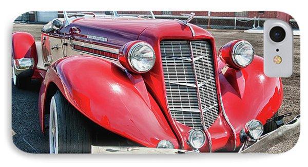 1935 Auburn Speedster 6870 Phone Case by Guy Whiteley