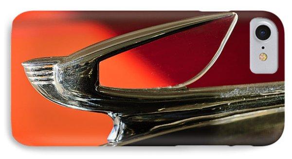 1939 Chevrolet Hood Ornament 2 Phone Case by Jill Reger