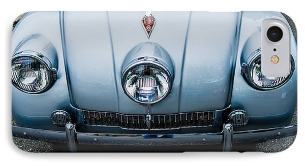 IPhone Case featuring the photograph 1947 Tatra T87 by M G Whittingham