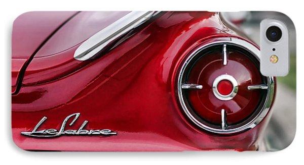 1960 Buick Lesabre Phone Case by Gordon Dean II