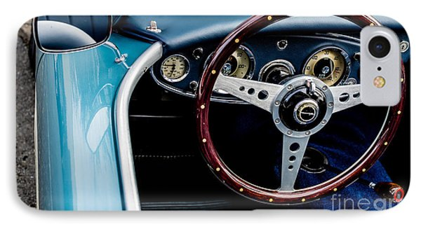 IPhone Case featuring the photograph 1961 Austin Healey 3000 by M G Whittingham