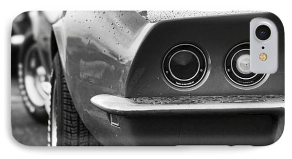 1969 Chevrolet Corvette Stingray IPhone Case by Gordon Dean II