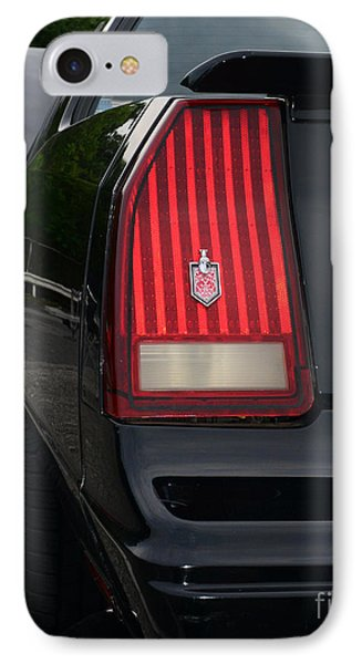 1988 Monte Carlo Ss Tail Light Phone Case by Paul Ward