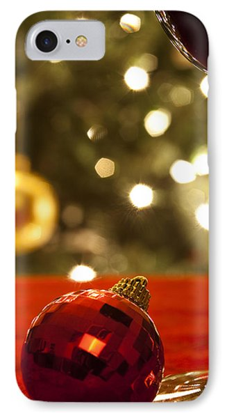 A Drink By The Tree IPhone Case by Andrew Soundarajan