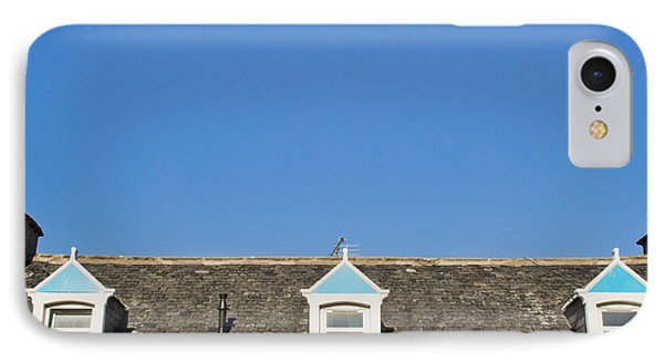 Attic Rooms IPhone Case by Tom Gowanlock