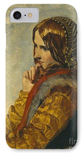 Augustus Leopold Egg IPhone Case by MotionAge Designs