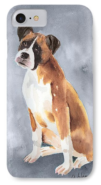 Buddy Phone Case by Arline Wagner