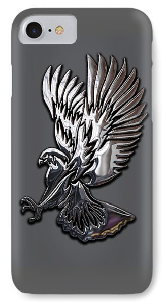 Eagle Collection IPhone Case by Marvin Blaine