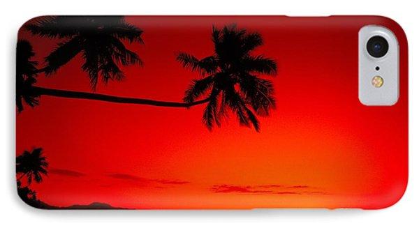 Fiji, Kadavu Island Phone Case by Ron Dahlquist - Printscapes