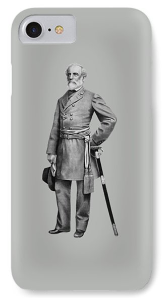 General Robert E. Lee IPhone Case by War Is Hell Store