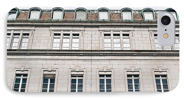 German Building  IPhone Case by Tom Gowanlock
