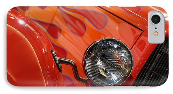 Hot Rod Ford Coupe 1932 Phone Case by Oleksiy Maksymenko