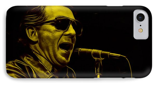 Jerry Lee Lewis Collection IPhone Case by Marvin Blaine