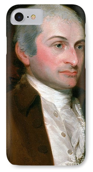 John Jay, American Founding Father Phone Case by Photo Researchers