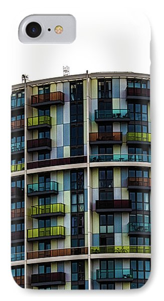 London Architecture IPhone Case by Martin Newman
