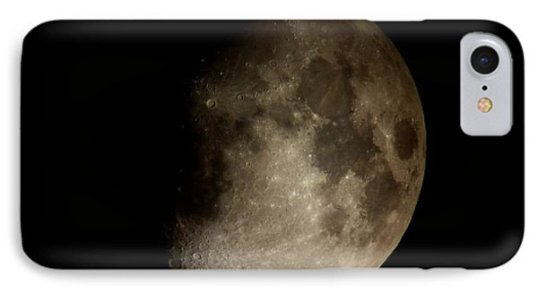 Moon Phone Case by George Leask