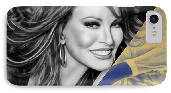 Raquel Welch Collection IPhone Case by Marvin Blaine