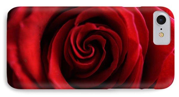 Red Rose  IPhone Case by Jelena Jovanovic