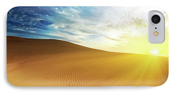 Sandy Desert Phone Case by MotHaiBaPhoto Prints