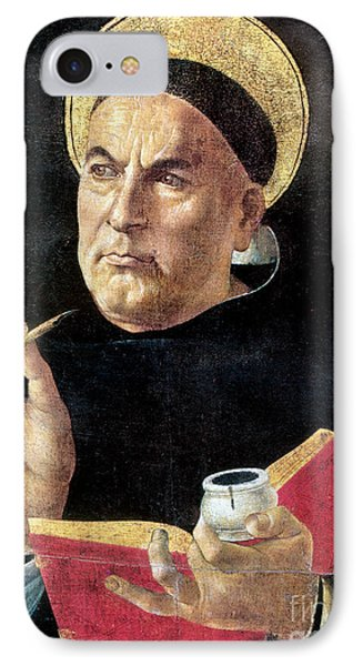 St. Thomas Aquinas Phone Case by Granger