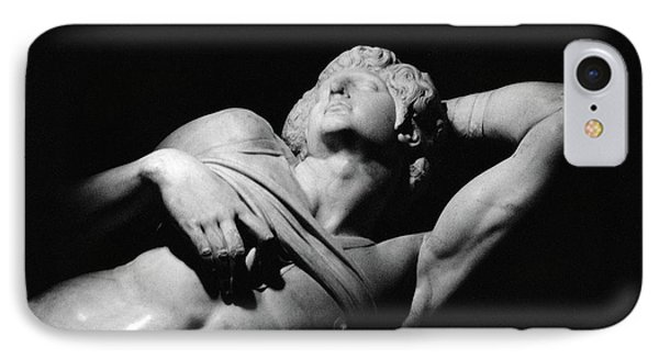 The Dying Slave IPhone Case by Michelangelo Buonarroti