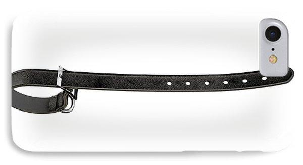Tightening Belt IPhone Case by Allan Swart