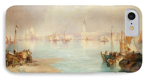 Venice Phone Case by Thomas Moran