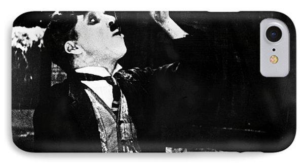 Chaplin: Gold Rush. 1925 Phone Case by Granger