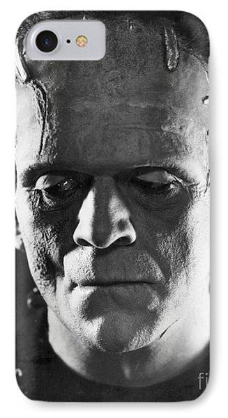 Frankenstein, 1931 Phone Case by Granger