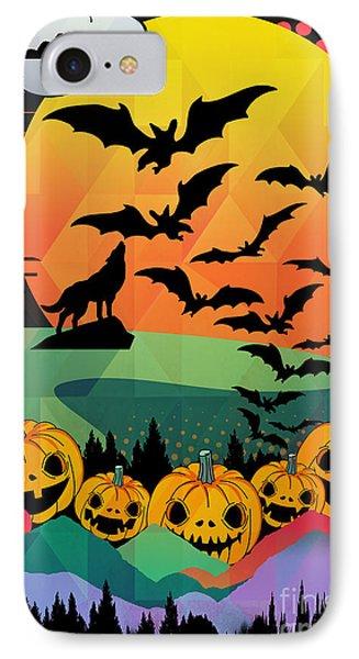 Halloween 10 IPhone Case by Mark Ashkenazi